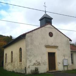 Chapelle Saint-Erasme à Breistroff-La-Petite