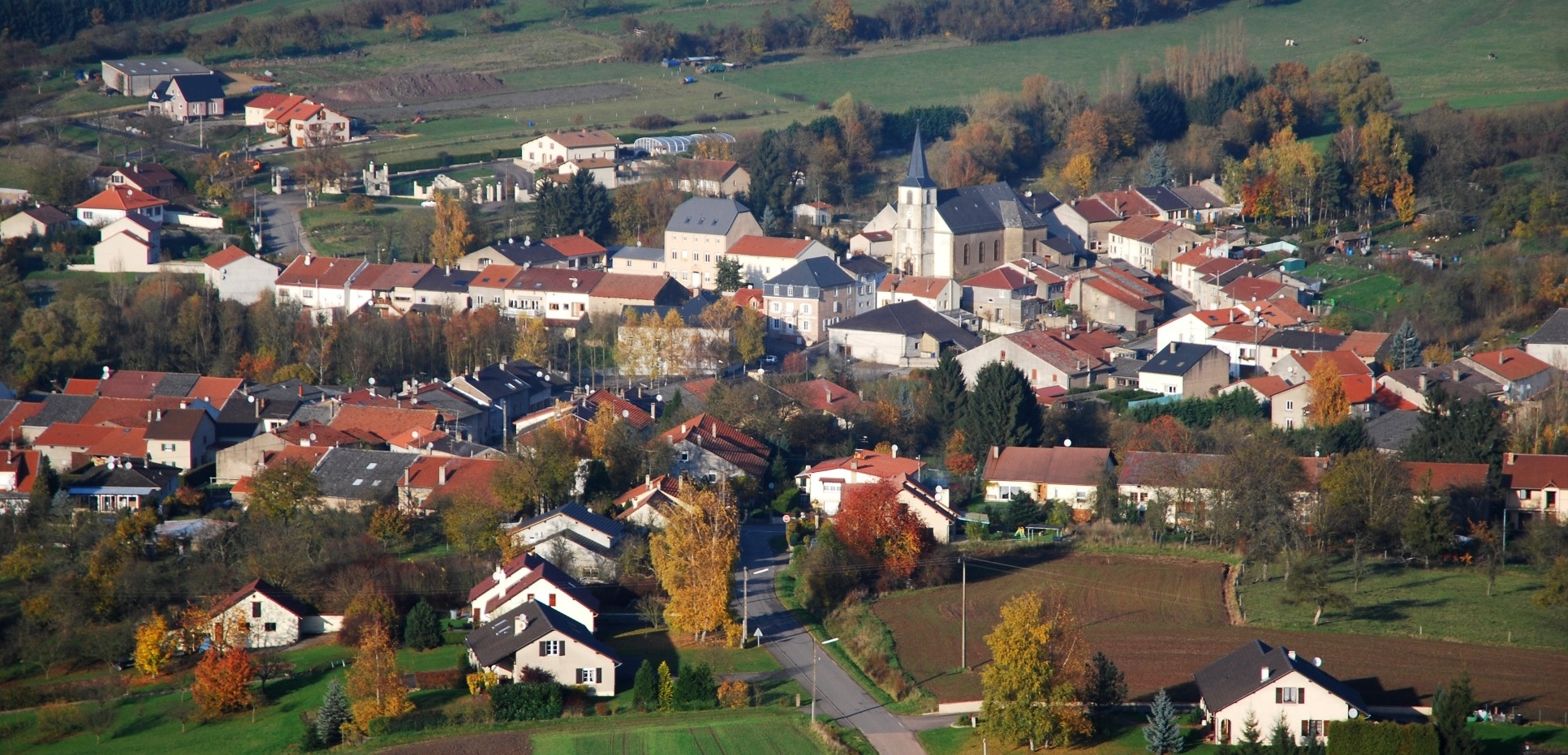Oudrenne - Lémestroff - Breistroff-La-Petite